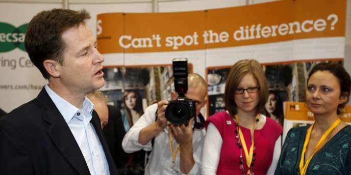 Le cabinet d'avocats de la femme du vice-premier ministre Nick Clegg a reçu plus de 94 000 euros en quelques mois.