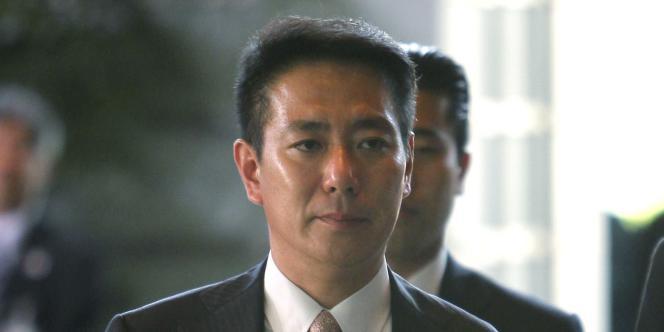 Seiji Maehara, le nouveau chef de la diplomatie nippone, le 17 septembre, à Tokyo.