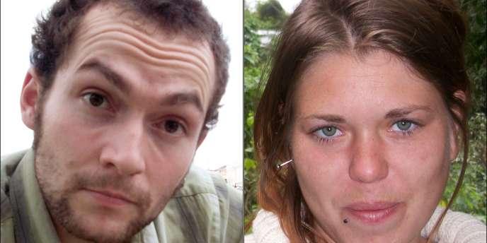 Jérémie Bellanger, 25 ans, et Fanny Blancho, 23 ans, ont disparu en Bolivie alors qu'ils effectuaient un tour du monde avec leur fils.