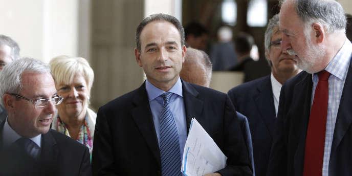 Jean-François Copé, le 15 septembre 2010, à Paris.