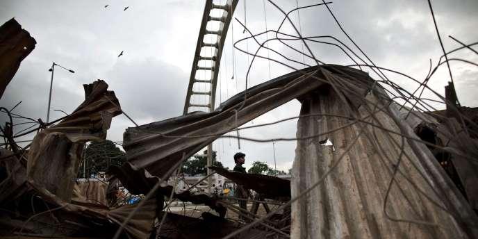 Pont effondré, plafond écroulé, village des athlètes insalubre, la liste des déboires des Jeux du Commonwealth continue de s'allonger.