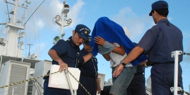 Zhan Qixiong, le capitaine du navire chinois arraisonné par les gardes-côtes japonais.