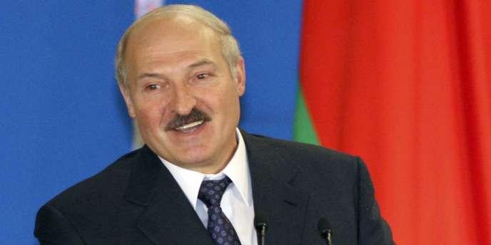 Alexandre Loukachenko dirige la Biélorussie depuis le 20 juillet 1994.