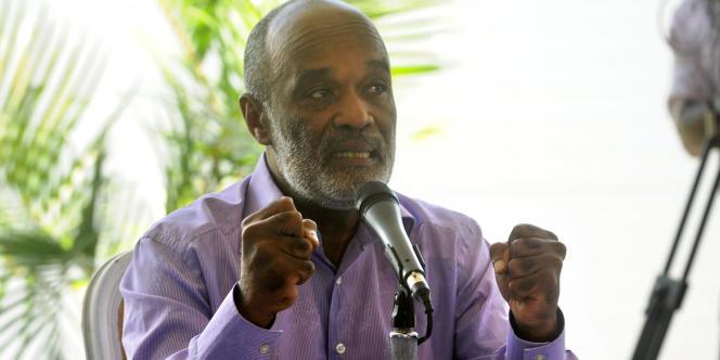 René Préval, en juin 2010.