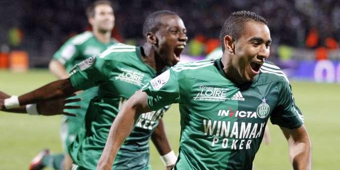 Dimitri Payet sera l'un des atouts principaux des Stéphanois en huitième de finale de la Coupe de la Ligue, mardi soir.