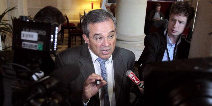 Thierry Mariani, ancien ministre des transports et fondateur de la Droite Populaire.