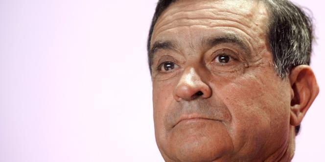 Le procureur général près la Cour de cassation, Jean-Louis Nadal, en avril 2009.