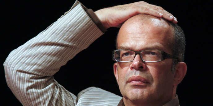 David Kessler à Paris en août 2008.