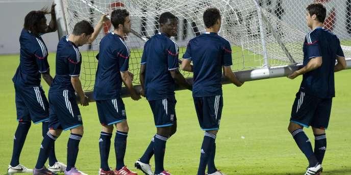 Lyon se prépare à affronter l'Hapoël Tel-Aviv pour le compte de la deuxième journée de Ligue des champions.