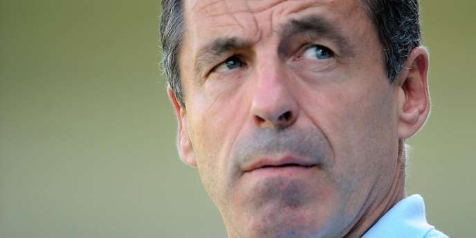 Pierre Berbizier, en septembre 2010.