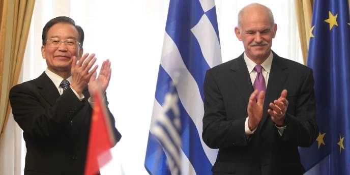 En contrepartie de son soutien à la Grèce, la Chine compte faire de la Grèce une porte d'entrée vers l'Europe du Sud et les Balkans.