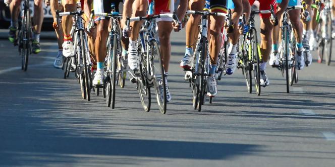Les Mondiaux de cyclisme en Australie, en 2010.
