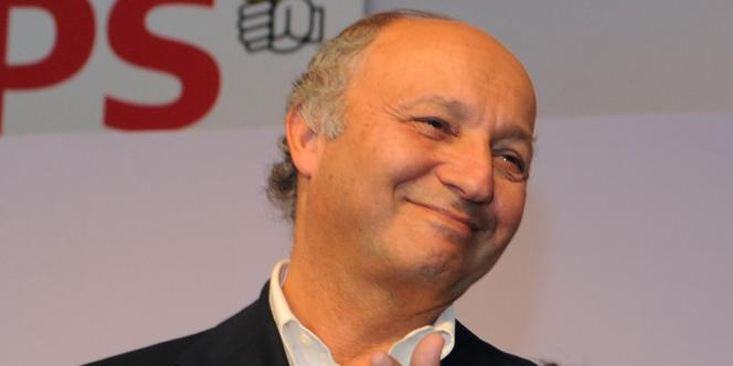 Laurent Fabius remporte le