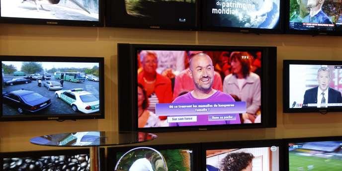 Les exportations des programmes audiovisuels français vers l'étranger ont progressé en 2010.