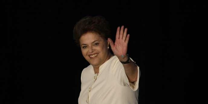 Dilma Roussef, ancienne chef de gouvernement de Lula, a fait campagne sur le thème de la