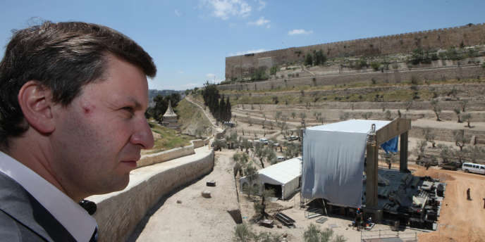 Le ministre du tourisme israélien, Stas Misezhnikov, s'est fait taper sur les doigts pour avoir déclaré que le choix de l'OCDE constituait