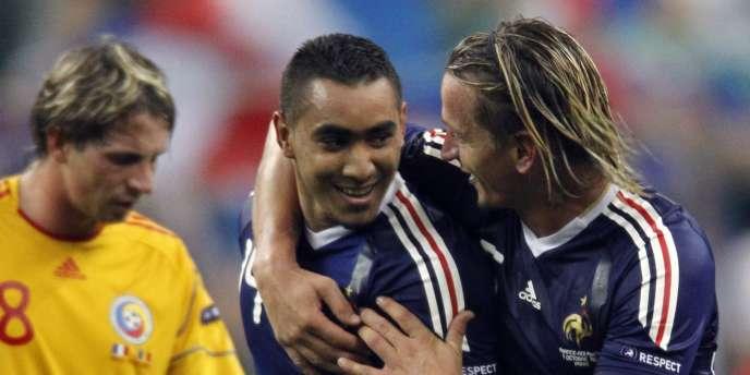 Dimitri Payet ne disputera pas la rencontre France-Chili mercredi à la suite d'une blessure.