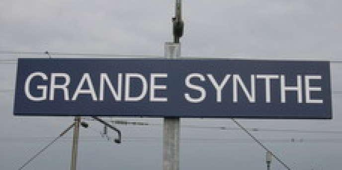 Grande-Synthe est une cité de près de 22 000 habitants dans le Nord.