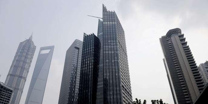 Shanghaï, octobre 2010.