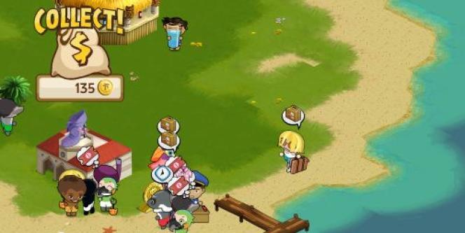 Un jeu de l'éditeur Lolapps, disponible sur la plate-forme Facebook.