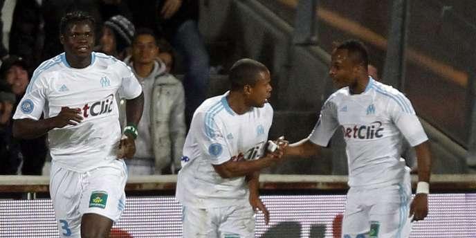Face à Nancy, l'OM a signé samedi son 4e succès de la saison et reste sur 7 matches sans défaite en championnat.