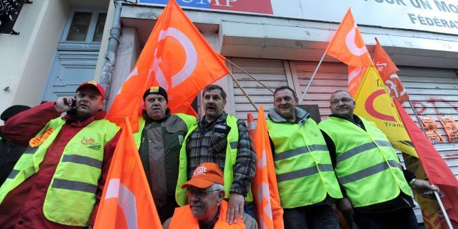 Une nouvelle journée de mobilisation est prévue le 23 novembre.