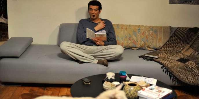 Ramzy Bedia dans le film français d'Anne Depetrini,