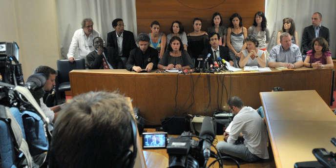 La famille d'Ilan Halimi avait demandé, via ses avocats, la publicité des débats