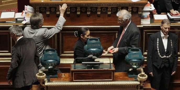 Le Sénat a refusé de revenir sur une mesure déjà écartée par les députés.