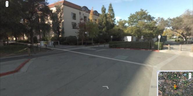 Le campus de Stanford, en Californie.