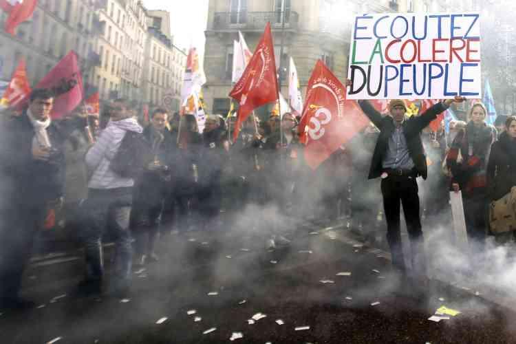 Paris, le 20 octobre 2010.
