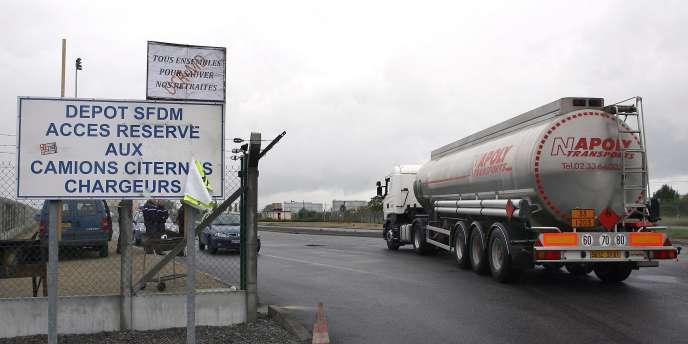 Selon le président de l'Union française des industries pétrolières (Ufip), Jean-Louis Schilansky, il faut s'attendre à un
