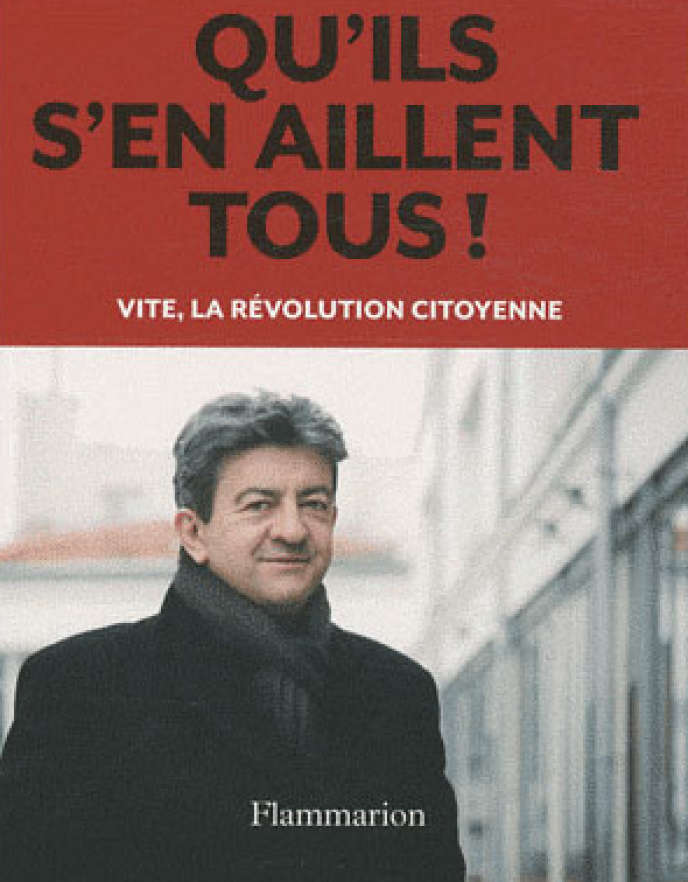 Couverture de l'ouvrage de Jean-Luc Mélenchon,