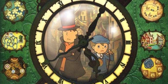 Le fringuant professeur Layton et son assistant Luke vont devoir voyager dans le temps pour résoudre un nouveau mystère.