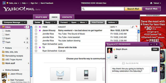 Gratuit Yahoo Dating Service