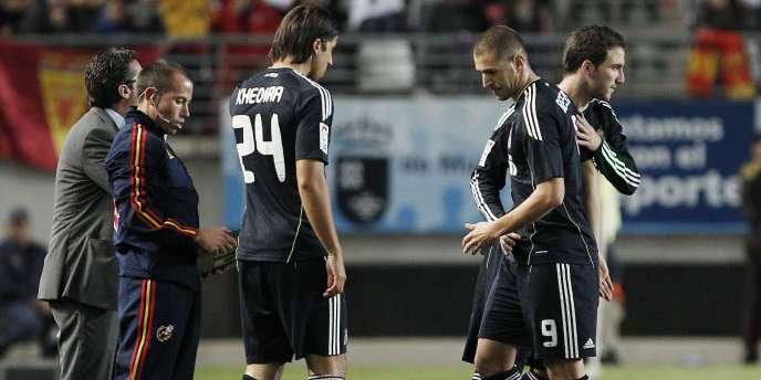 Karim Benzema n'a pas saisi l'opportunité qui lui a été donnée par José Mourinho.