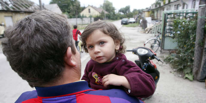 Les Roms sont la cible de pressions en Hongrie.