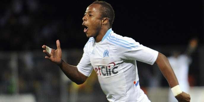 André Ayew et les Marseillais visent la première place de la Ligue 1 samedi contre Rennes.