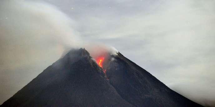 Le Merapi, vendredi 29 octobre.