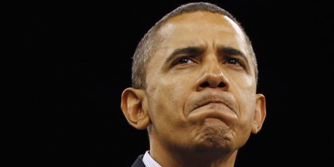 Le président américain, Barack Obama, dimanche 31 octobre à Cleveland.