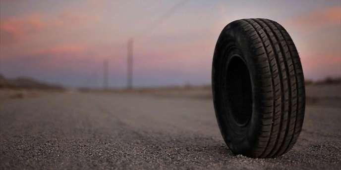 "Rubber"" : un pneu n'importe quoi"