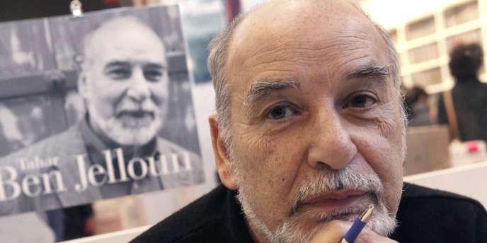 Tahar Ben Jelloun, Prix Goncourt en 1987 pour