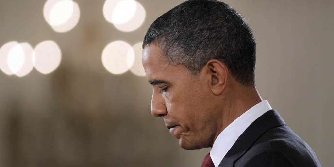 Barack Obama, le 3 novembre 2010 à Washington.