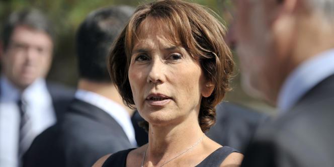 Chantal Brunel, le 6 juin 2010.