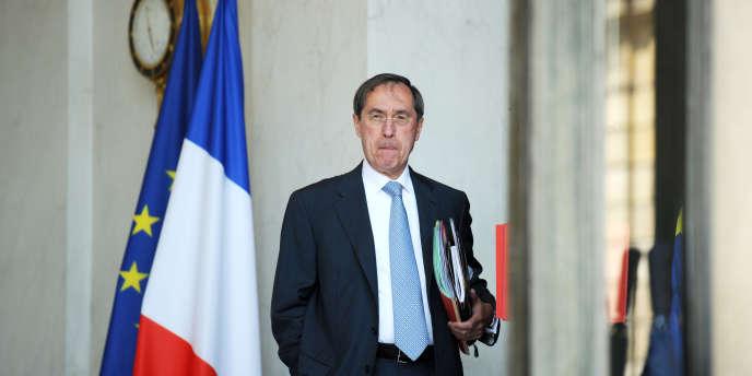 Claude Guéant en juin 2010.