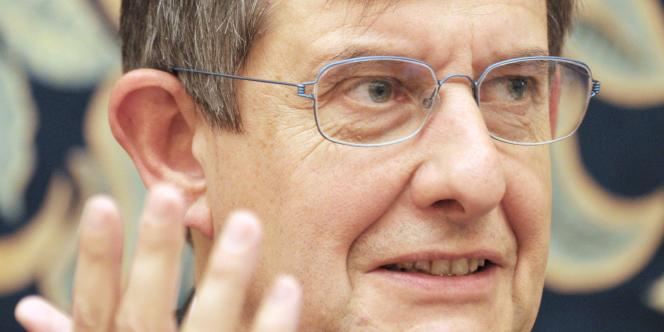 Jean-Pierre Jouyet a été nommé mercredi 17 octobre à la présidence de la future Banque publique d'investissement.