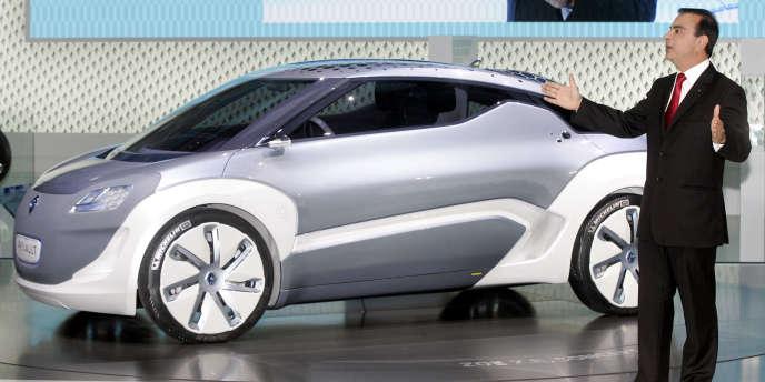 La Renault Zoé est
