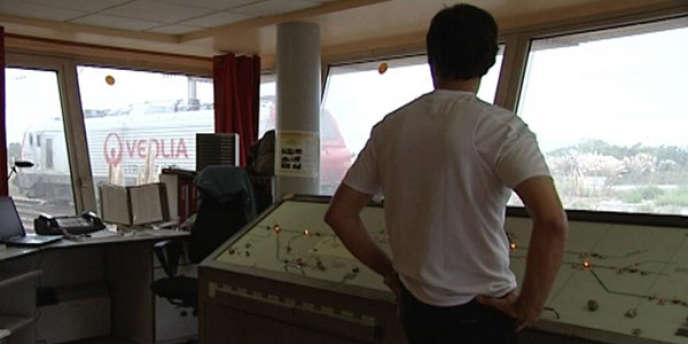 Une scène du film documentaire français de Luc Joulé et Sébastien Jousse,