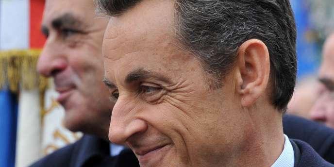 Nicolas Sarkozy et François Fillon en novembre 2010.