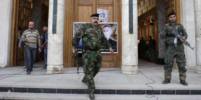 Le groupe derrière le projet d'attentat serait la branche irakienne d'Al-Qaida qui avait attaqué, le 31 octobre, la cathédrale syriaque catholique de Bagdad.